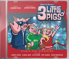 The Three Little Pigs CD