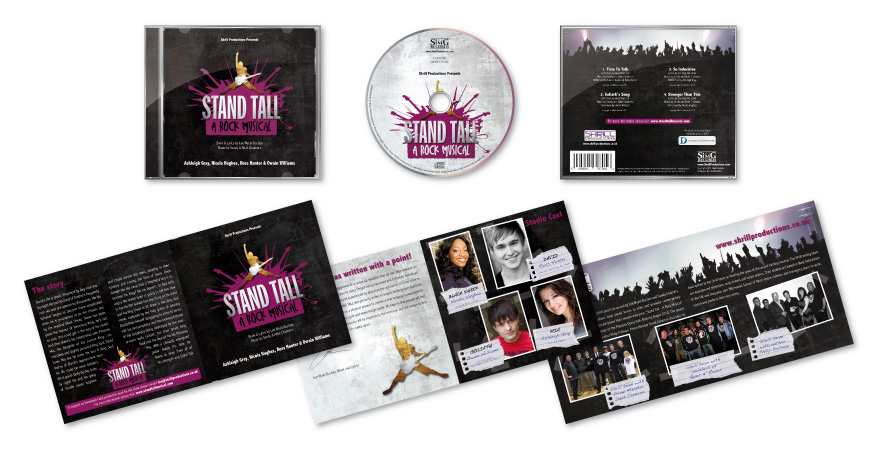 Stand Tall EP Pix